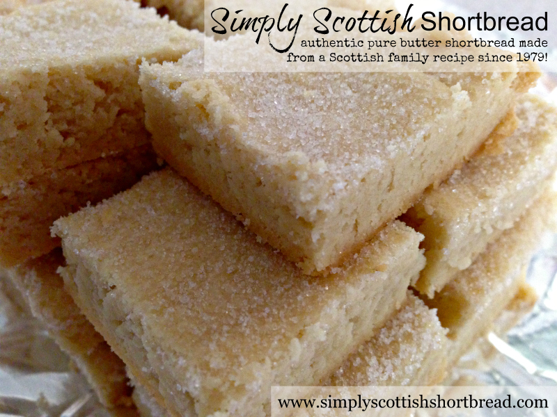 Simply Scottish Shortbread